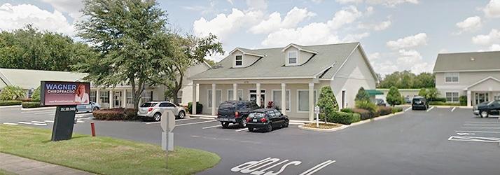 Chiropractic Eustis FL Office Building